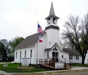 Cumming Community Church in Cumming,IA 50061