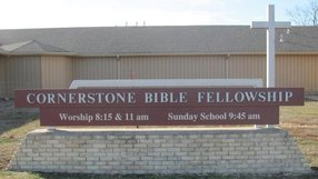 Cornerstone Bible Fellowship in Winfield,KS 67156