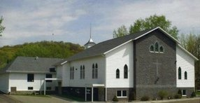 Shepherd of the Hill Lutheran Church in Elk Mound,WI 54739