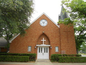 St. Peter's Evangelical Lutheran Church in Elgin,TX 78621