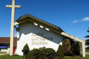 Hope Lutheran Church in New Castle,DE 19720