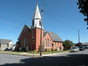 St Matthew Lutheran Church in Martinsburg,PA 16662