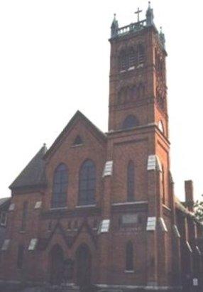 St John Lutheran Church in Albany,NY 12206