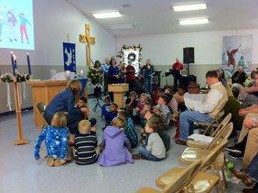 Joy Reigns Lutheran Church