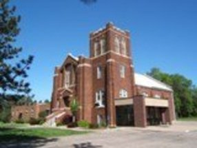 Vangen Lutheran Church in Mission Hill,SD 57046