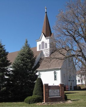 Alma Lutheran Church in Mead,NE 68041