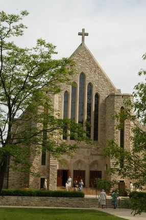 St Olaf Student Congregation in Northfield,MN 55057
