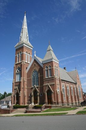 St Peter Lutheran Church in Lancaster,OH 43130