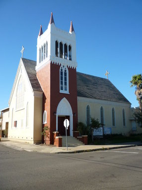 Elim Lutheran Church in Petaluma,CA 94952