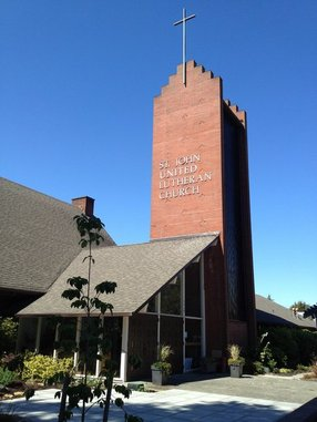 St John United Lutheran Church in Seattle,WA 98103