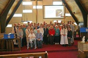 Nativity Lutheran Church in Wonder Lake,IL 60097