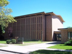 Calvary Lutheran Church in Grand Forks,ND 58201