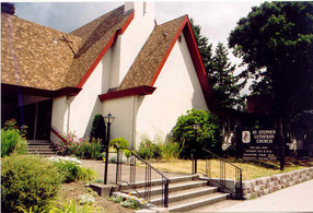 St Stephen Lutheran Church in Gladstone,OR 97027