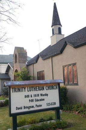 Trinity Lutheran Church in Alameda,CA 94501