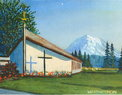Christ the King Lutheran Church in Sumner,WA 98390