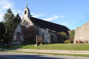 Holy Trinity Lutheran Church in New Castle,IN 47362