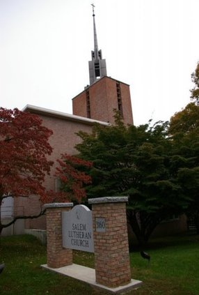 Salem Lutheran Church in Bridgeport,CT 3460