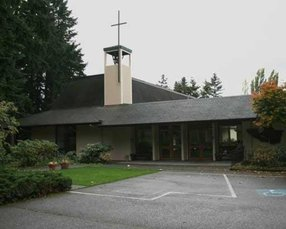 Cross of Christ Lutheran Church in Bellevue,WA 98007