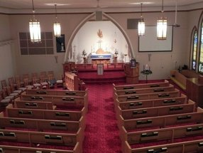 Emanuel Lutheran Church in Strawberry Point,IA 52076