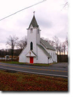 First Lutheran Church in Ridgway,PA 15853