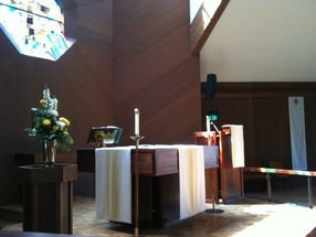 Good Shepherd Lutheran Church in Novato,CA 94947