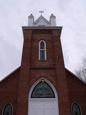 Mount Union Lutheran Church in Taneytown,MD 21787