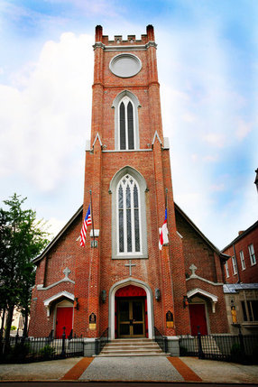Calvary Episcopal Church in Memphis,TN 38103