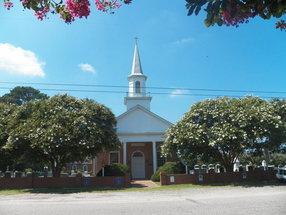 Hungars Cure Parish in Eastville,VA 23347