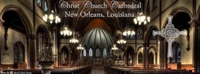 Christ Church Cathedral in New Orleans,LA 70115