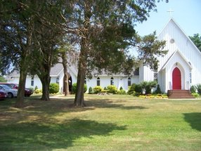 Emmanuel Episcopal Church in Jenkins Bridge,VA 23416