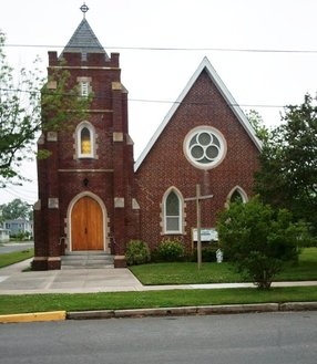 Emmanuel Episcopal Church in Cape Charles,VA 23310