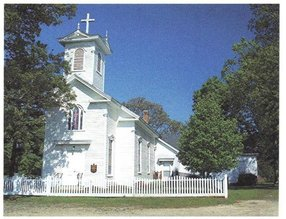 Good Shepherd Episcopal Church in McKenney,VA 23872