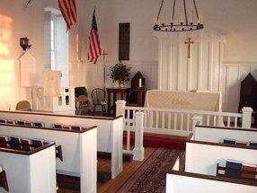 Hickory Neck Episcopal Church