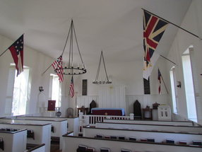 Hickory Neck Episcopal Church