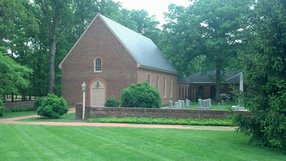 Manakin Episcopal Church in Midlothian,VA 23113