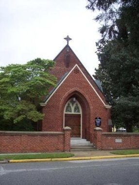 St. John's Episcopal Church in Hopewell,VA 23860
