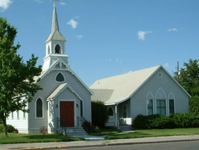 St. Luke's Episcopal Church in Weiser,ID 83672