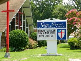 St. Stephen's Episcopal Church in Norfolk,VA 23513