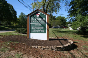 St. Thomas Episcopal Church in Knoxville,TN 37912