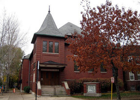 Edgewater Baptist Church in Chicago,IL 60660
