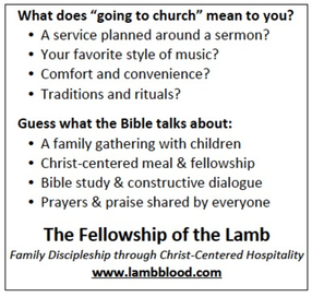 The Fellowship of The Lamb