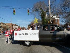 Grace Hill Church in Hillsborough,NC 27278