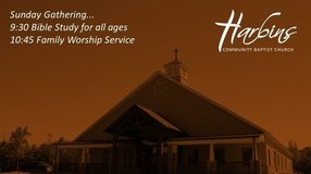 Harbins Community Baptist Church in Dacula,GA 30019