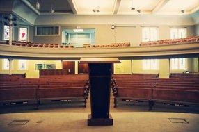 Hinson Baptist Church