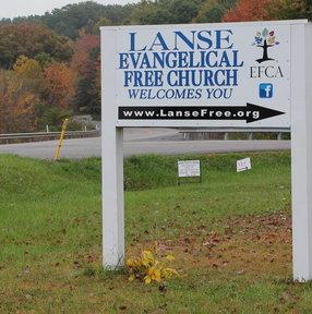 Lanse Evangelical Free Church
