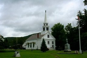 Middletown Springs Community Church in Middletown Springs,VT 05757