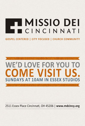 Missio Dei Church in Cincinnati,OH 45206