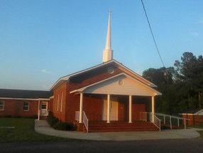 Paran Baptist Church in Lake City,SC 29560