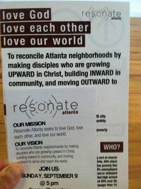 Resonate Atlanta