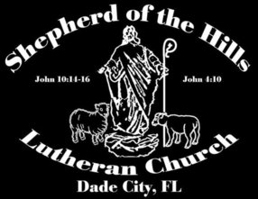 Shepherd of the Hills Lutheran Church in Dade City,FL 33525